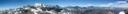 Panoramica desde la Cumbre de La Parva