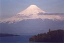 Osorno desde Puerto Octay