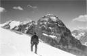 Cara Oeste desde el Glaciar del vecino Yegua Helada