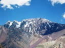 Cara norte del Loma Larga