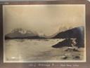 Paine Grande y Cuernos del Paine - 1898