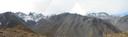 Panorámica desde cumbre Chacaya