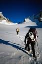 Aproximación al Col de la Corniza.