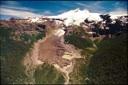 Tronador, glaciar Manso y ventisquero Negro