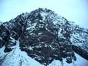 Cerro Chacaya-cara sur y canaletas