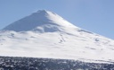 Desde el glaciar Pichillancahue