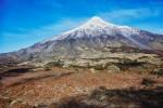 Volcán Lanín, cara Norte.