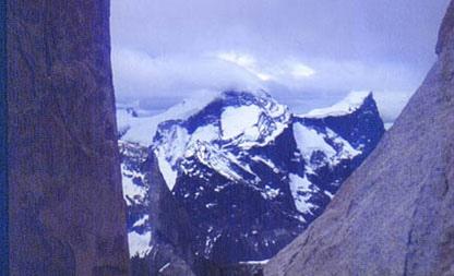 Paine Grande desde Torre Norte