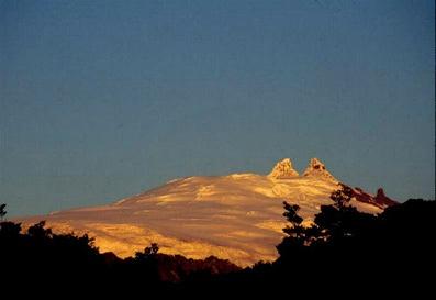 Volcán Melimoyu