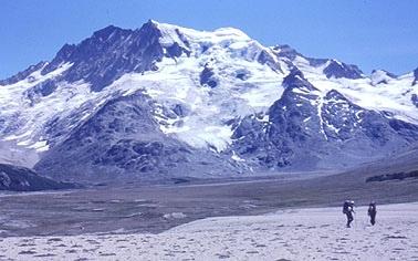 Cara Sur del Cerro Hermoso