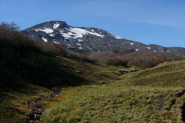 Vista desde el Sendero de Chile