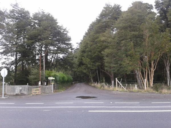 Entrada Valle de los Ulmos