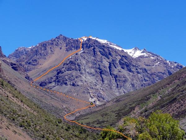 Cerro La Pala.