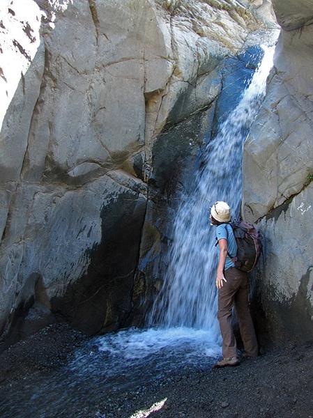 Cascada de Macul