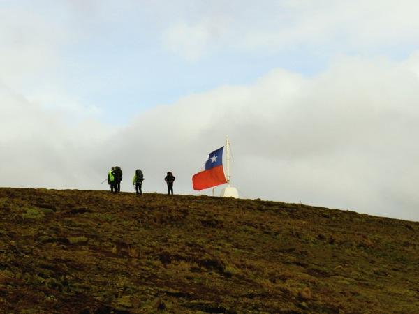 Cumbre Cerro Bandera