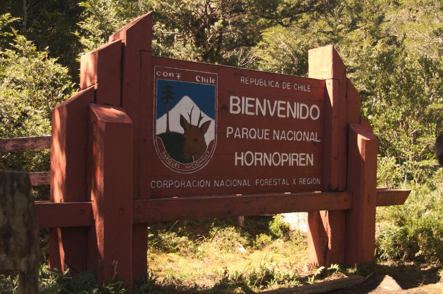Bienvenida al Parque