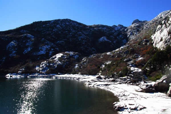 Laguna Aguas Blancas