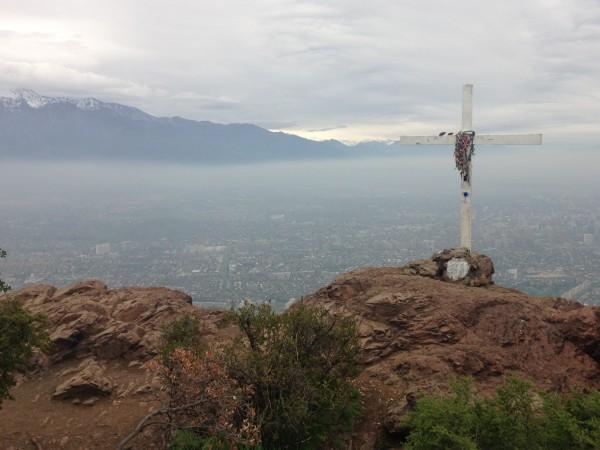 Cumbre Manquehuito