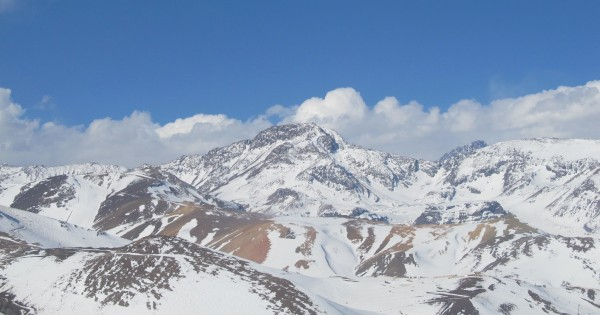 Cepo desde Cumbre del Colorado