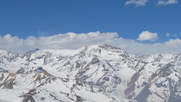 Klatt desde Cumbre del Colorado