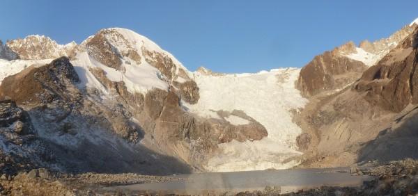 Campamento Laguna Glaciar