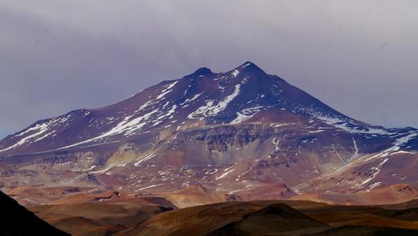 Volcan Copiapó