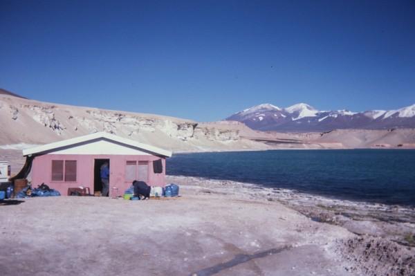 Refugio Laguna Verde