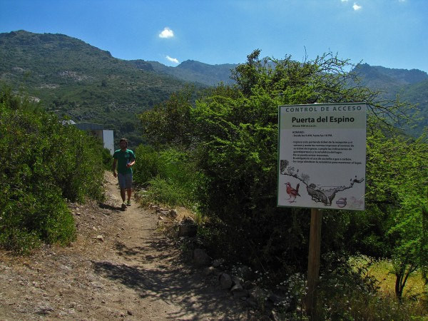 Puerta del Espino