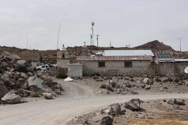 Pueblo de Parinacota