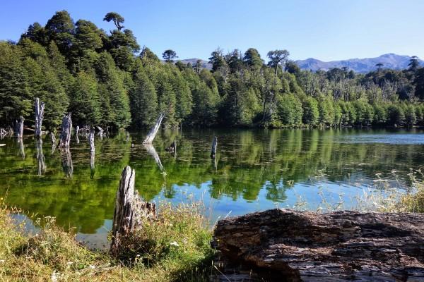 Laguna Captrén