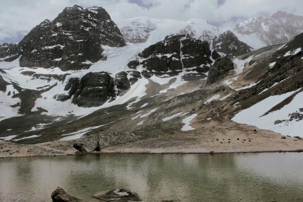 Mirador del Glaciar la Paloma