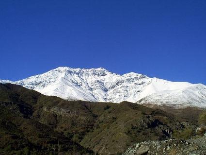 Cerro Palo Plantado.