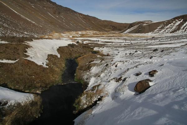 Valle de Aguas Calientes