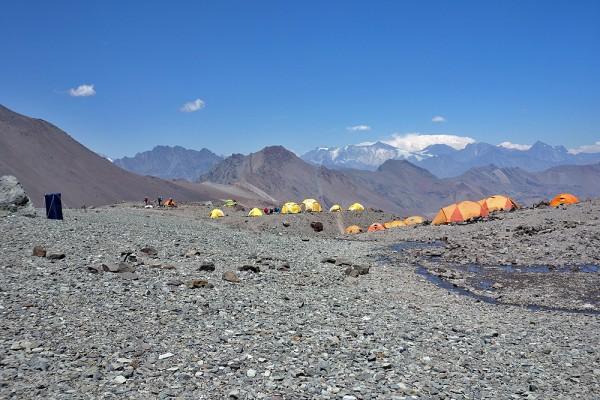Campamento Federación