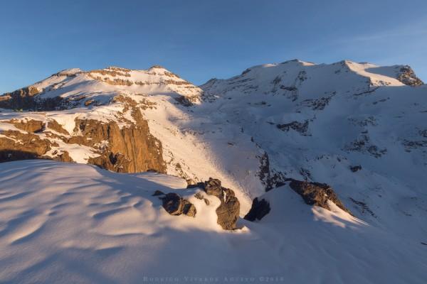 Cerro Leonera y Plomo