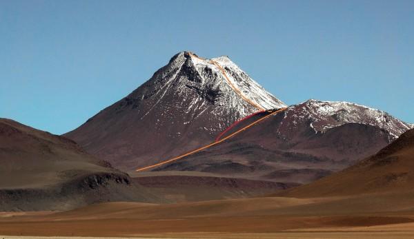 Ruta al Volcán Pilie