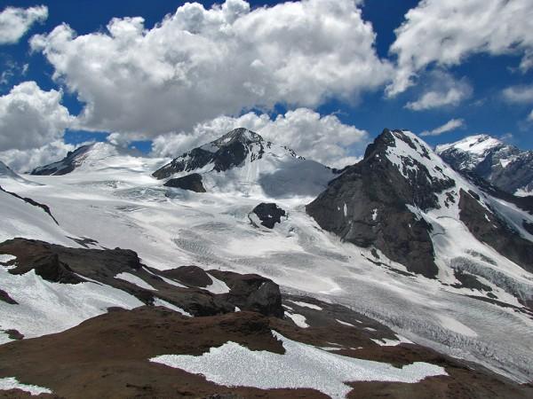 Nevado Olivares, Picarte y Federación