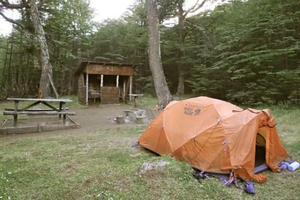 Campamento Laguna Chiguay
