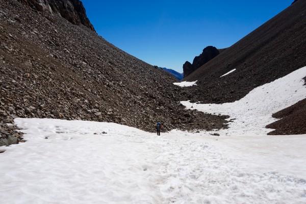 Plateau en paso El Peñón