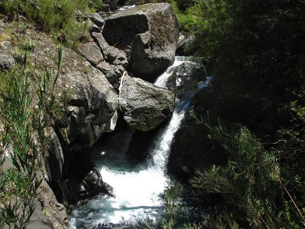 Cascada el Pozón