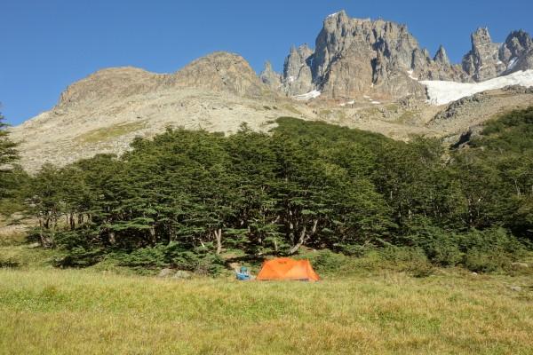 Campamento La Tetera