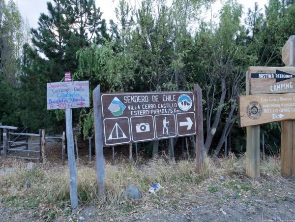 Cartel Sendero de Chile