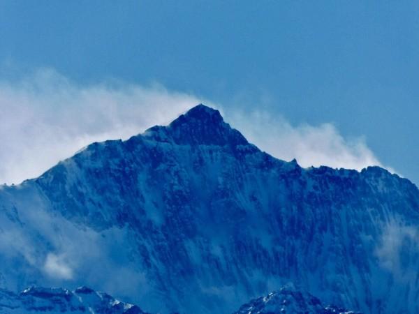 Cerro Altar desde cumbre del Manquehue