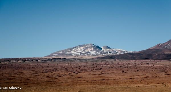 Cerro Toco desde Solor