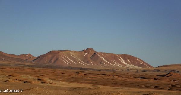 Cerro Corona desde Talabre