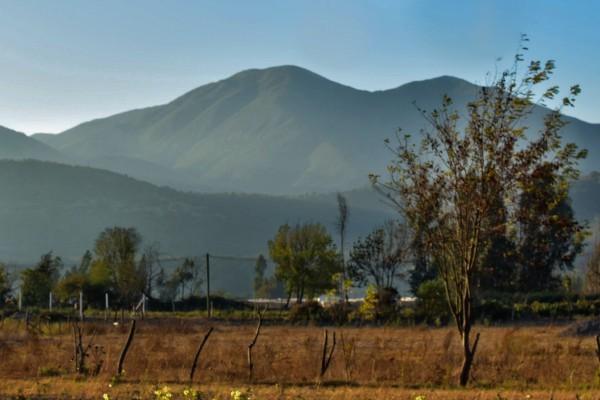 Cerro Mauco de Aconcagua.