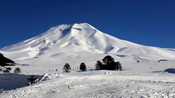 Lonquimay invernal