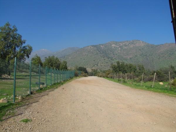 Camino vehicular