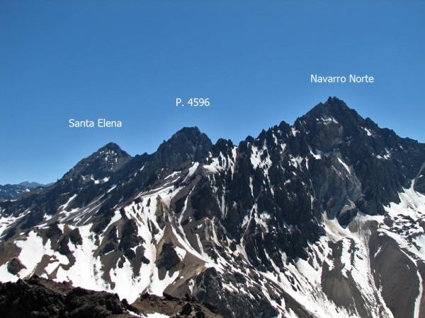 Santa Elena, 4596 y Navarro Norte