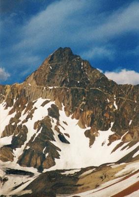 Cerro Punta Italia